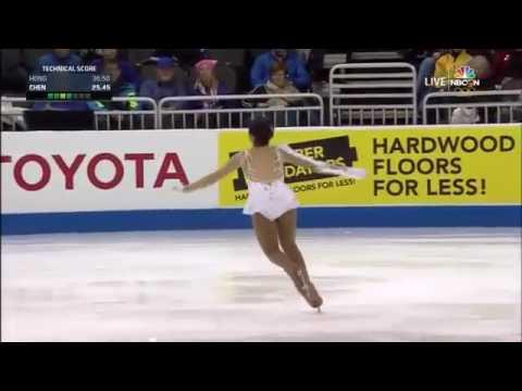 2017 US Figure Skating Championships - Ladies Short Program - Karen Chen