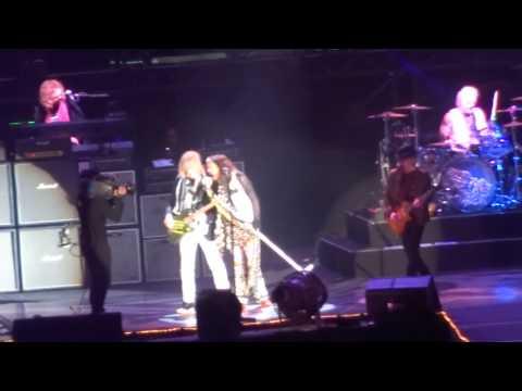 vuelve el rock internacional a rosario con la actuacion de aerosmith en central