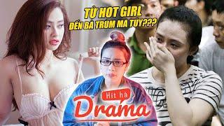 Toàn cảnh vụ Ngọc Miu : Từ hotgirl đến bà trùm ma túy ?
