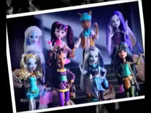 Monster High - Commercial (2010-2015)