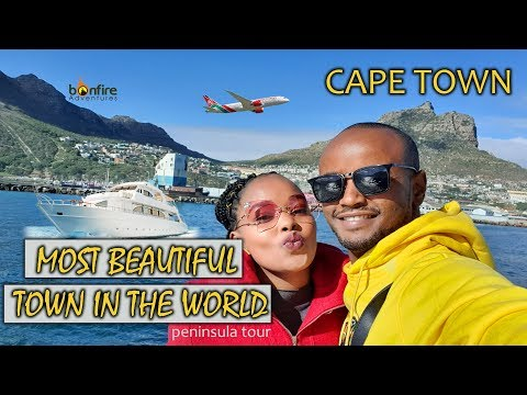THE MOST BEAUTIFUL CITY ON EARTH | THE WAJESUS FAMILY IN CAPE TOWN