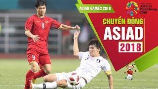 Để thua Hàn Quốc, Olympic Việt Nam lỡ hẹn với trận chung kết ASIAD 2018   VFF Channel