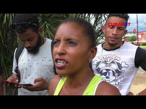 Hablan testigos del accidente aéreo en La Habana, Cuba