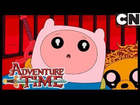 Время приключений | Возвращение в Темносферу | Cartoon Network