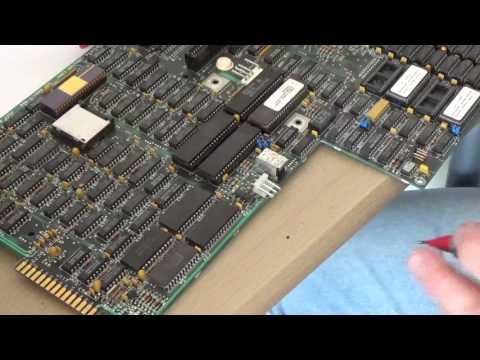 Compaq portable short testing