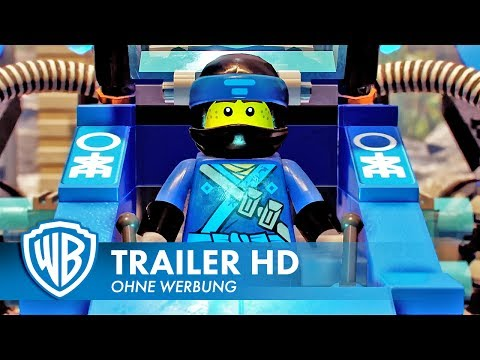 THE LEGO NINJAGO MOVIE VIDEOGAME - Announcement Trailer Deutsch HD German (2017)