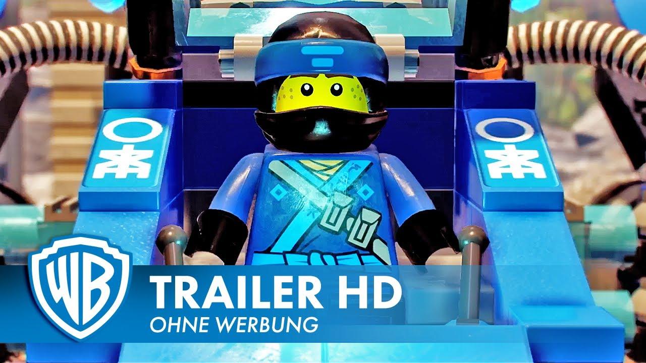 THE LEGO NINJAGO MOVIE VIDEOGAME - Announcement Trailer Deutsch HD ...