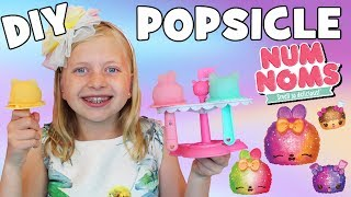 DIY Light-up Num Noms Popsicles - SO TASTY!!! thumbnail