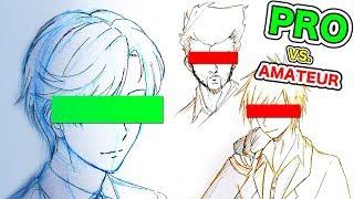 Japanese PRO vs. AMATEUR|Bishonen!