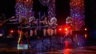 [1080p] Ciara - Love Sex Magic @ ( Ellen DeGeneres Show 13.05.2009) HD
