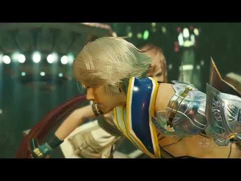 Mobius Final Fantasy - Final Fantasy XIII Collaboration Trailer