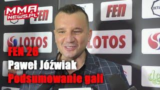 Podsumowanie FEN 26: Paweł Jóźwiak pokazał konkurencji jak powinien wyglądać jubileusz