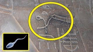 Pruebas de Tecnología Imposible en el Antiguo Egipto (1)