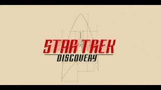 Abertura de Star Trek: Discovery (Main Title Sequence)
