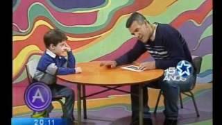 Agrandadytos, lo mejor de Pablito Gioia año 1999.avi