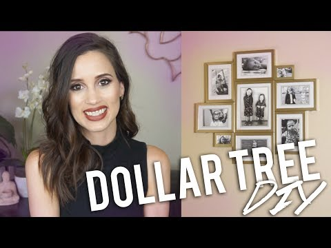 Dollar Tree DIY - Collage Frame