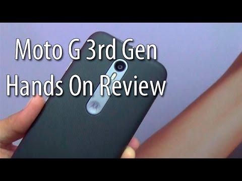 Asus Zenfone 2 5 Inch VS Moto G 4G 2015