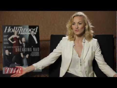 Yvonne Strahovski on Her New 'Dexter' Character