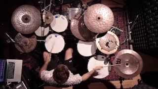 POMEGRANATE TIGER - Cyclic - LIVE Drum Play through