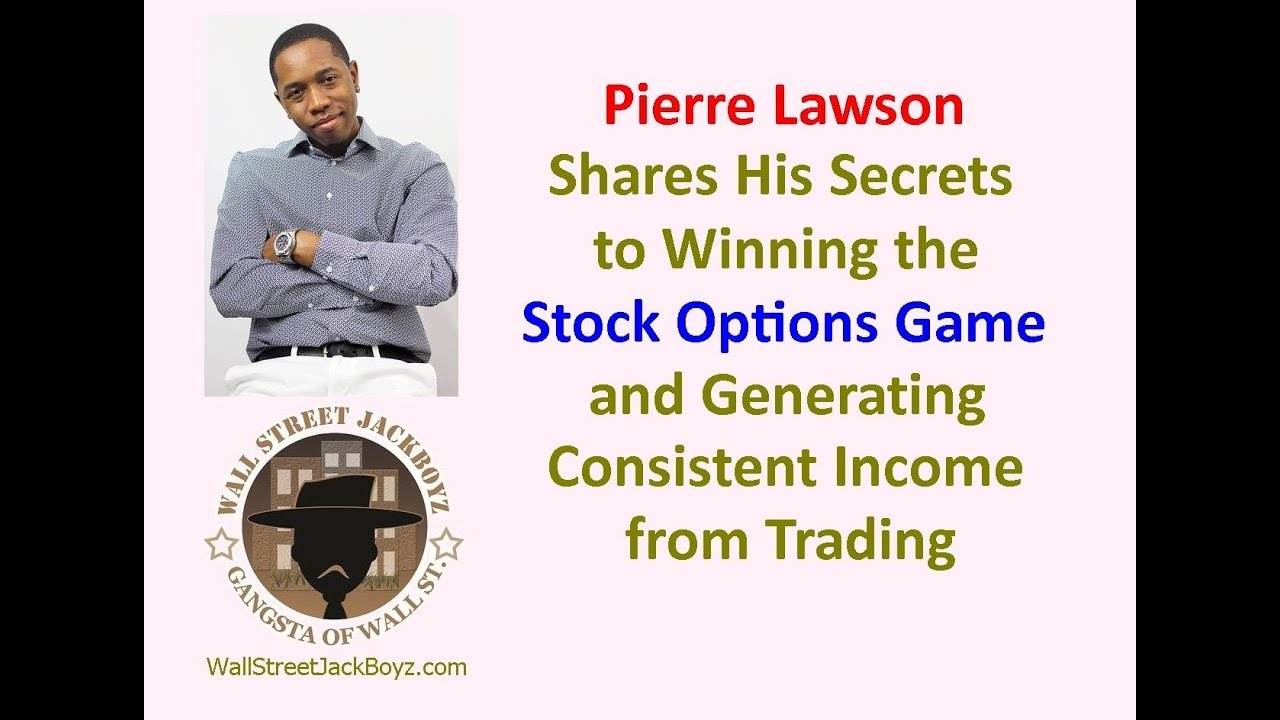 Options trading for consistent income