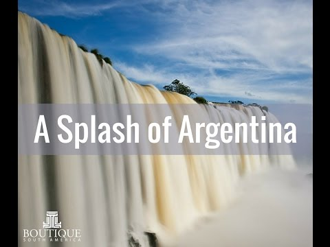 Splash of Argentina Tour - Travel to Buenos Aires & Iguazu Falls