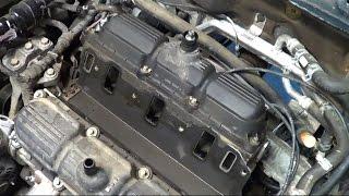 2005 Chrysler T&C Intake Manifold & Valve Cover Gaskets