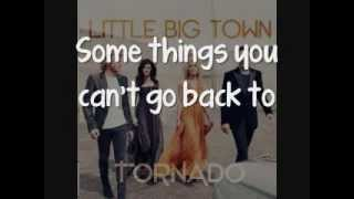 Watch Little Big Town Cant Go Back video