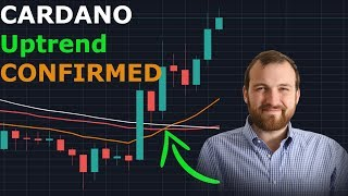 Cardano! This is your last time chance to buy Cardano $ADA cheap, huge Uptrend Ahead=CONFIRMED