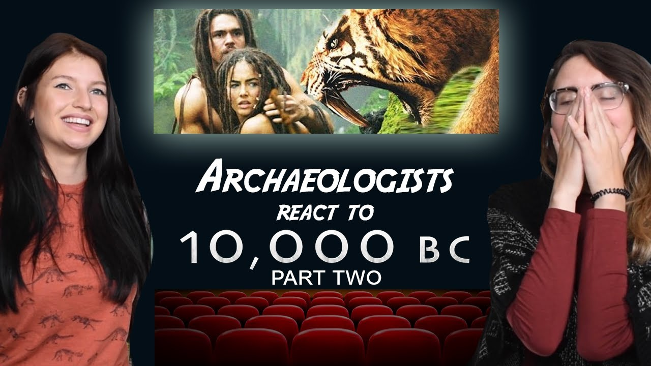 Download Archaeologists React to: 10,000 BC (Part 2)