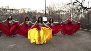 Teri Aakhya Ka Yo Kajal / Dance Group Lakshmi / Rehearsal in Mziuri Park