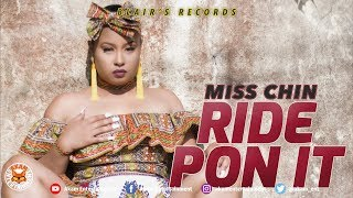 Miss Chin - Ride Pon It (Raw) [Afro Junky Riddim] June 2018