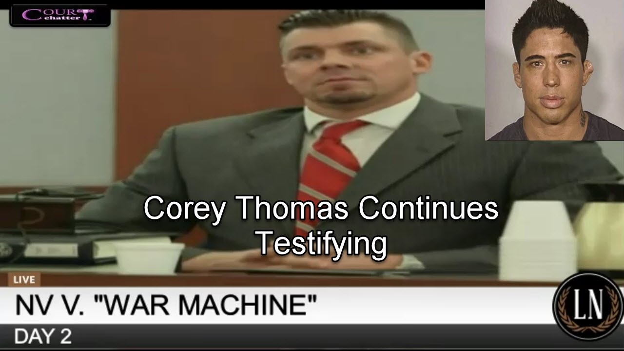 corey war machine