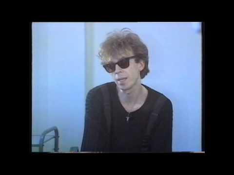 Julian Cope Interview 1988 (Rockin In The UK, ITV)
