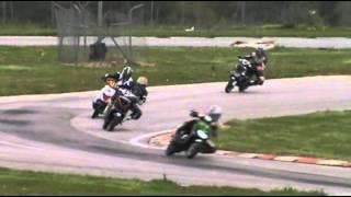 Campionato regionale scooter 2012/trofeo sicilia open gara 1 amatori PRIMA PARTE