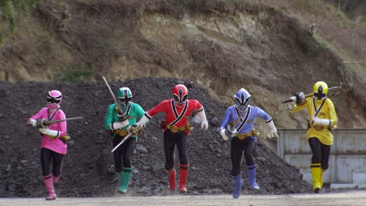 power rangers super megaforce episode 5 quotsamurai surprise