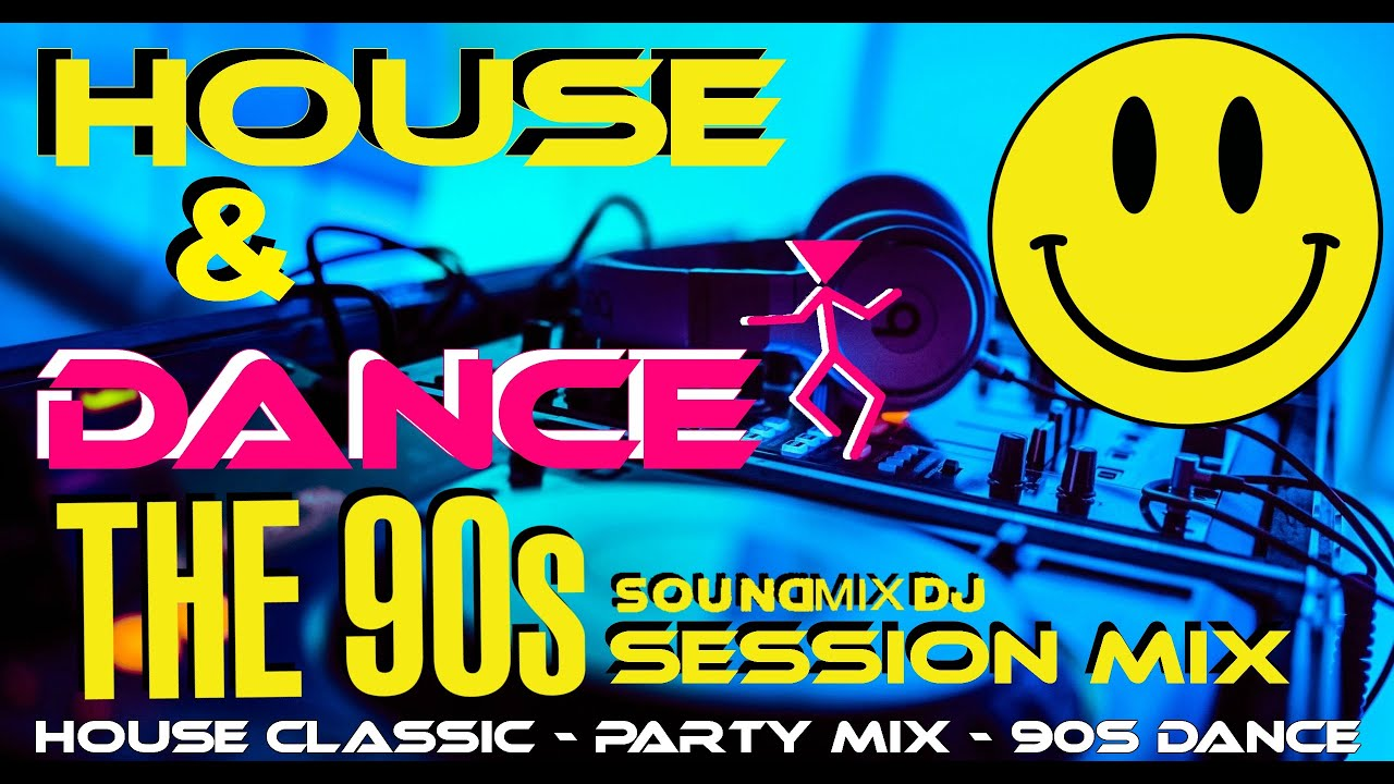 90s Dance Hits || 90's Classic House Mix || 90s Party Mix