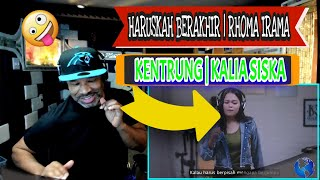 Download lagu HARUSKAH BERAKHIR | RHOMA IRAMA | KENTRUNG | KALIA SISKA ft SKA 86 - Producer Reaction