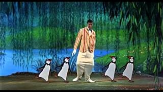 Danse des pingouins   Mary Poppins