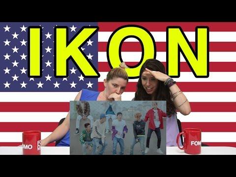 "Americans React To iKON ""My Type"""