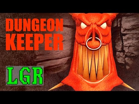 LGR - Dungeon Keeper - DOS PC Game Review