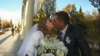 Свадебная прогулка в ноябре 2010