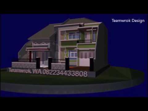 Rumah Desain 3D (Hana Saraswati Ada Aku Disini) Mp3