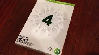 The Sims 4 Premium Edition unboxing