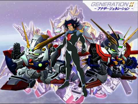 sd gundam g generation wars mobile fighter g gundam domon