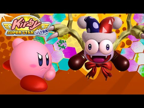 Kirby Super Star Ultra for DS ᴴᴰ (2008) Full 100% Playthrough