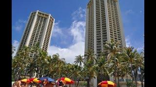 Hyatt Regency Waikiki Beach Resort and Spa Honolulu,Oahu Hawaii .Ocean Front Deluxe Room