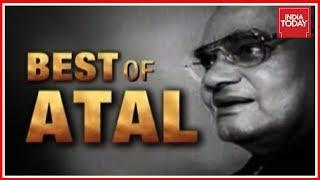 Best Of Atal Bihari Vajpayee | Poetry And Politics Can't Go Hand In Hand