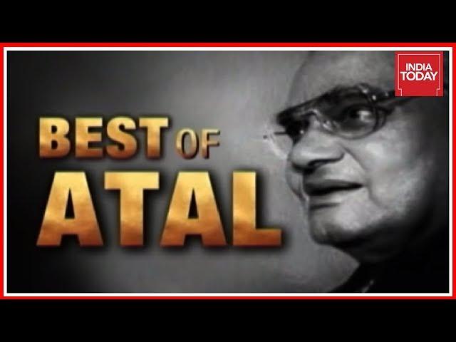 Best Of Atal Bihari Vajpayee | Poetry And Politics Cant Go Hand In Hand