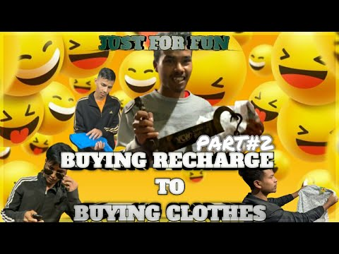 Download Pnar Funny Video  From Buying Recharge card to Buying clothes PART #2   JFF😂