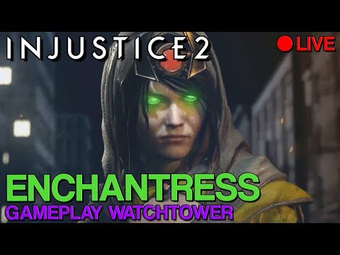 ENCHANTRESS WATCHTOWER LIVE